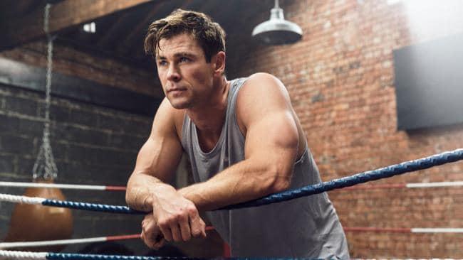 Chris Hemsworth bringt seine eigene Fitness-App auf den Markt und muss noch mehr dazu sagen