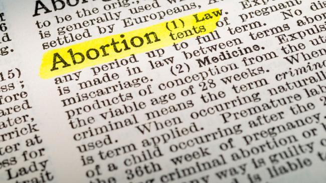 Abtreibung wurde in NSW entkriminalisiert: