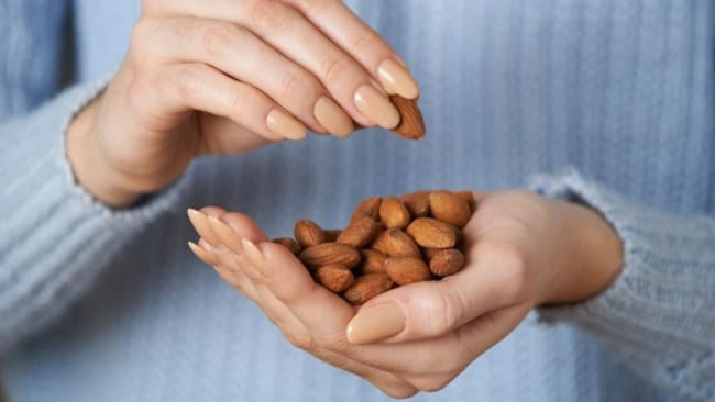So viele Nüsse am Tag zu essen, könnte der Schlüssel sein, um das Gewicht zu senken