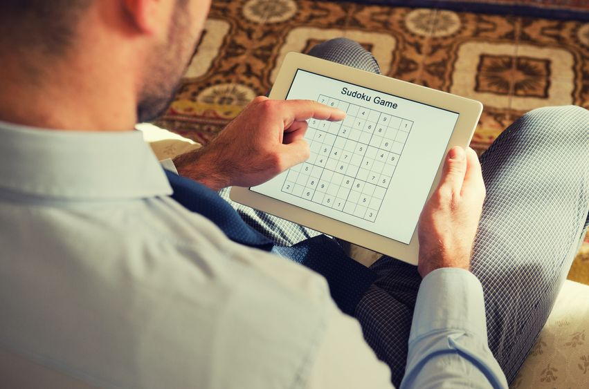 Sudoku online • leicht • mittel • schwer