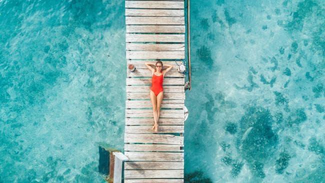 Jess Sepel erklärt, warum Ihr Körper abstürzt, sobald Sie in den Urlaub fahren