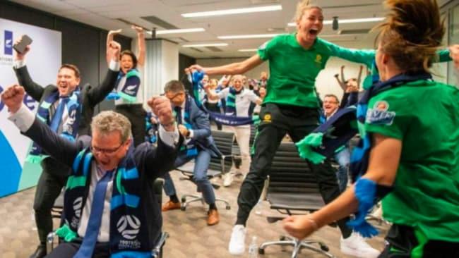 Australien und Neuseeland gewinnen den Zuschlag für die Ausrichtung der Weltmeisterschaft gegen Kolumbien