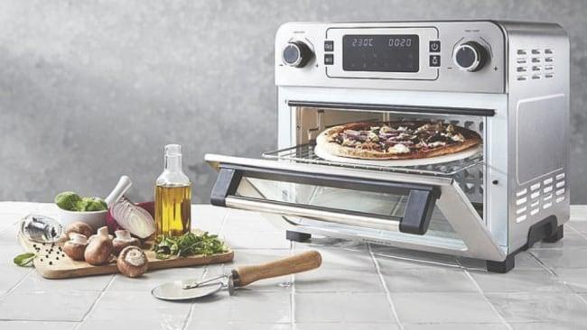 Der brandneue Luftfritteuse-Ofen von ADLI kostet nur 99,99 US-Dollar und kann Pizza herstellen