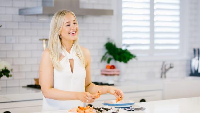 Die Philosophie von MasterChef-Zweitplatzierter Tessa Boersma unter der Woche des Abendessens ist auf den Punkt gebracht