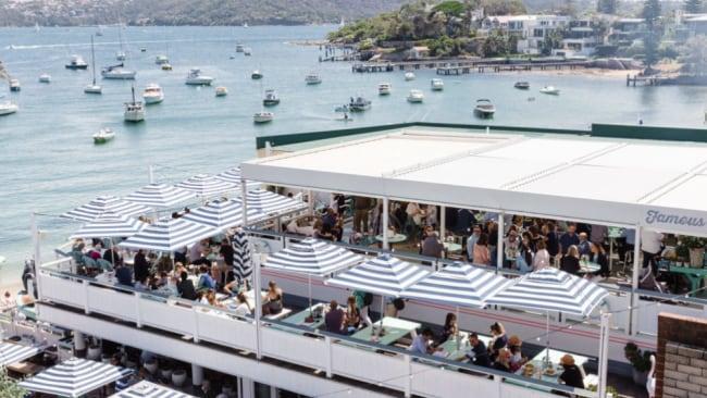 Eine Reihe von Pubs und Restaurants in Sydney verdoppeln die kostenlosen 25-Dollar-Gutscheine der Regierung