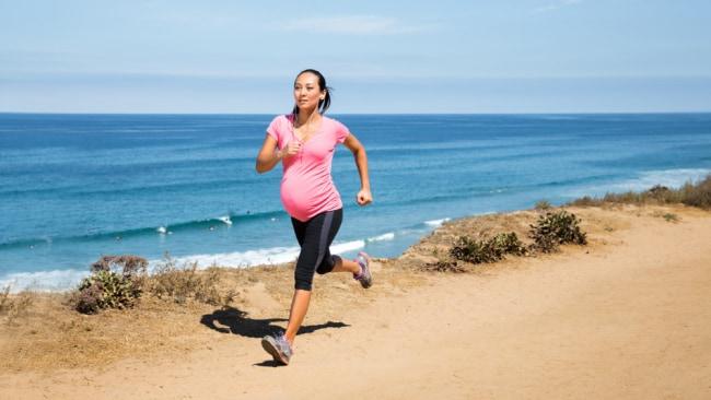 Kann ich jetzt rennen, wenn ich schwanger bin?