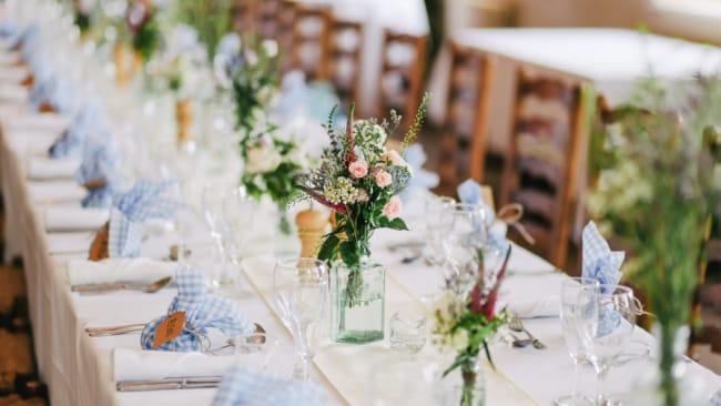 """NSW-Beamte """"wütend"""" auf dem Hochzeitsempfang, an dem 600-700 Gäste teilnahmen"""