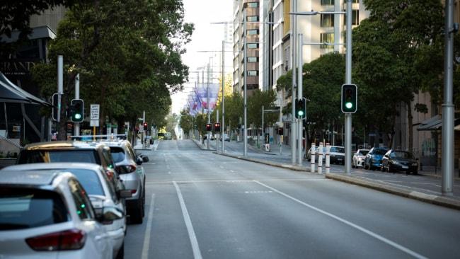 Perth wird aus Angst vor der COVID-Belastung in Großbritannien für 5 Tage gesperrt