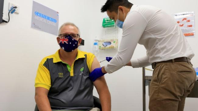 Die Einführung des COVID-Impfstoffs in Australien beginnt heute